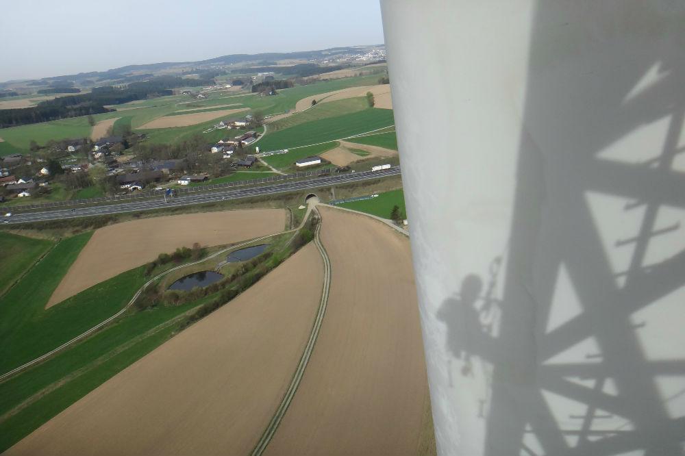 Industriekletterer München – STOABOCK Seiltechnik – Industriekletterer und Höhenabeit