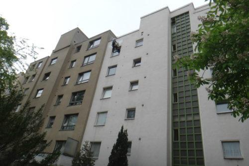 Industrieklettern München Fassadenkletterer Reparatur Verputzen