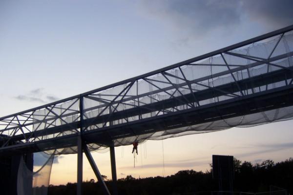 Industriekletterer München Zugangskonzepte Monteurssicherung Seilsicherung
